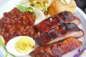 BBQ Rib Dinners
